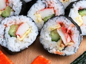 壽司手捲的食譜