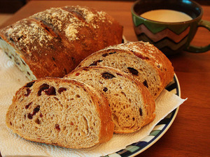 歐式麵包的食譜