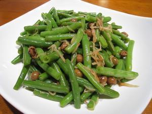 四季豆的食譜