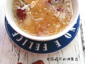中式甜湯的食譜