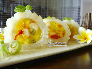 瓜類蔬菜的食譜