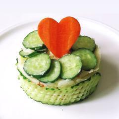 母親節 給媽媽來點浪漫的食譜