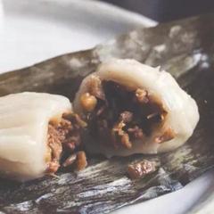 客家粽、湖州粽的食譜