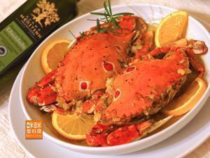 蟹類的食譜