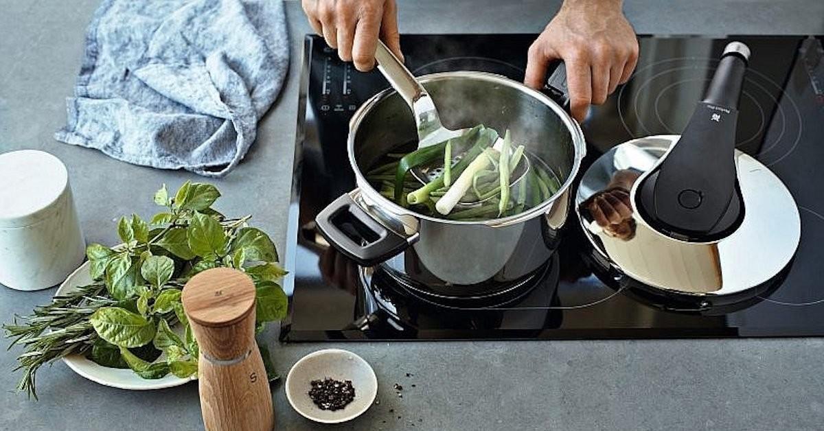 壓力燉煮,反而更能保留營養!