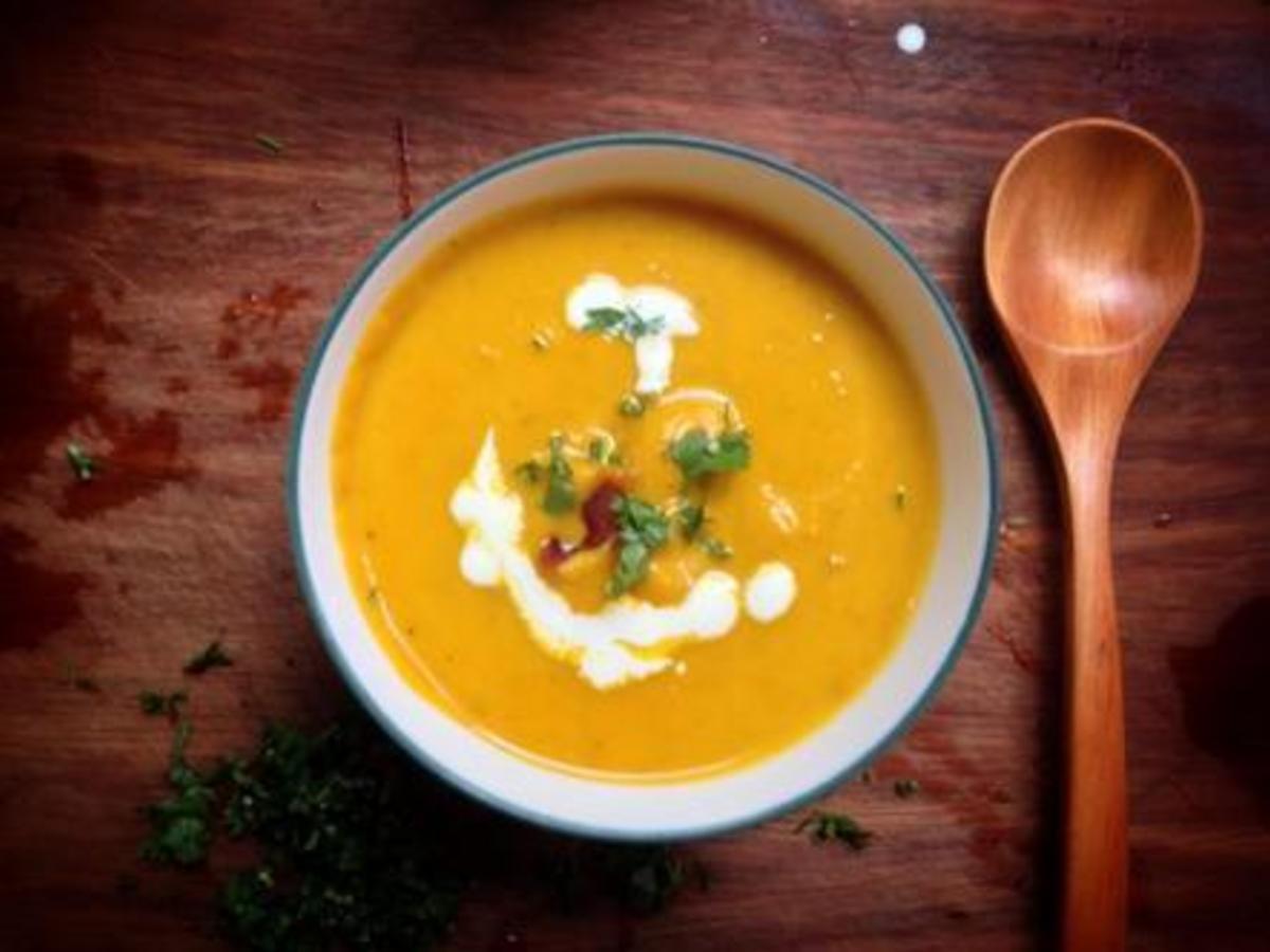 秋季常備食材!自製香甜綿密南瓜泥,萬聖節大餐南瓜濃湯、黃金燉飯一次到位
