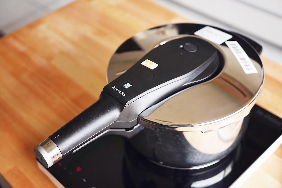 一口氣完成 2~3 道菜的感動--WMF PRO 快力鍋的第 2 張圖片