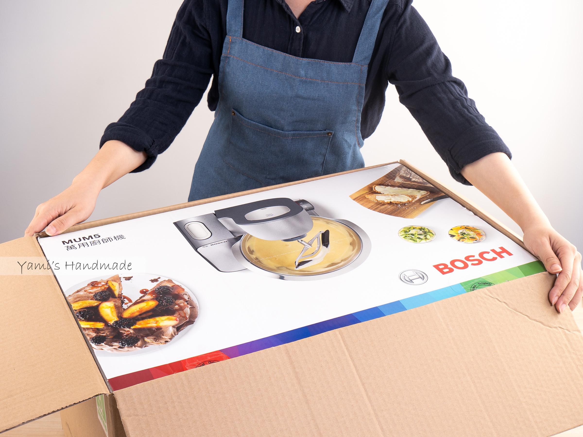 廚房內的夢幻逸品-Bosch精湛萬用廚師機的第 1 張圖片