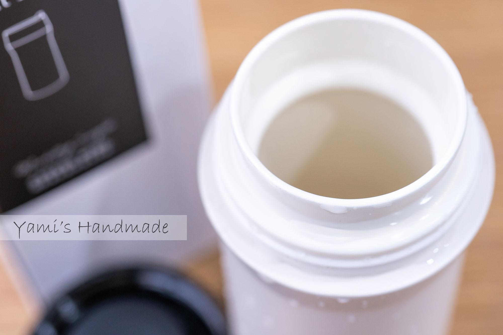 什麼都能裝~保溫保冷效果好的輕巧琺瑯奇享杯的第 7 張圖片