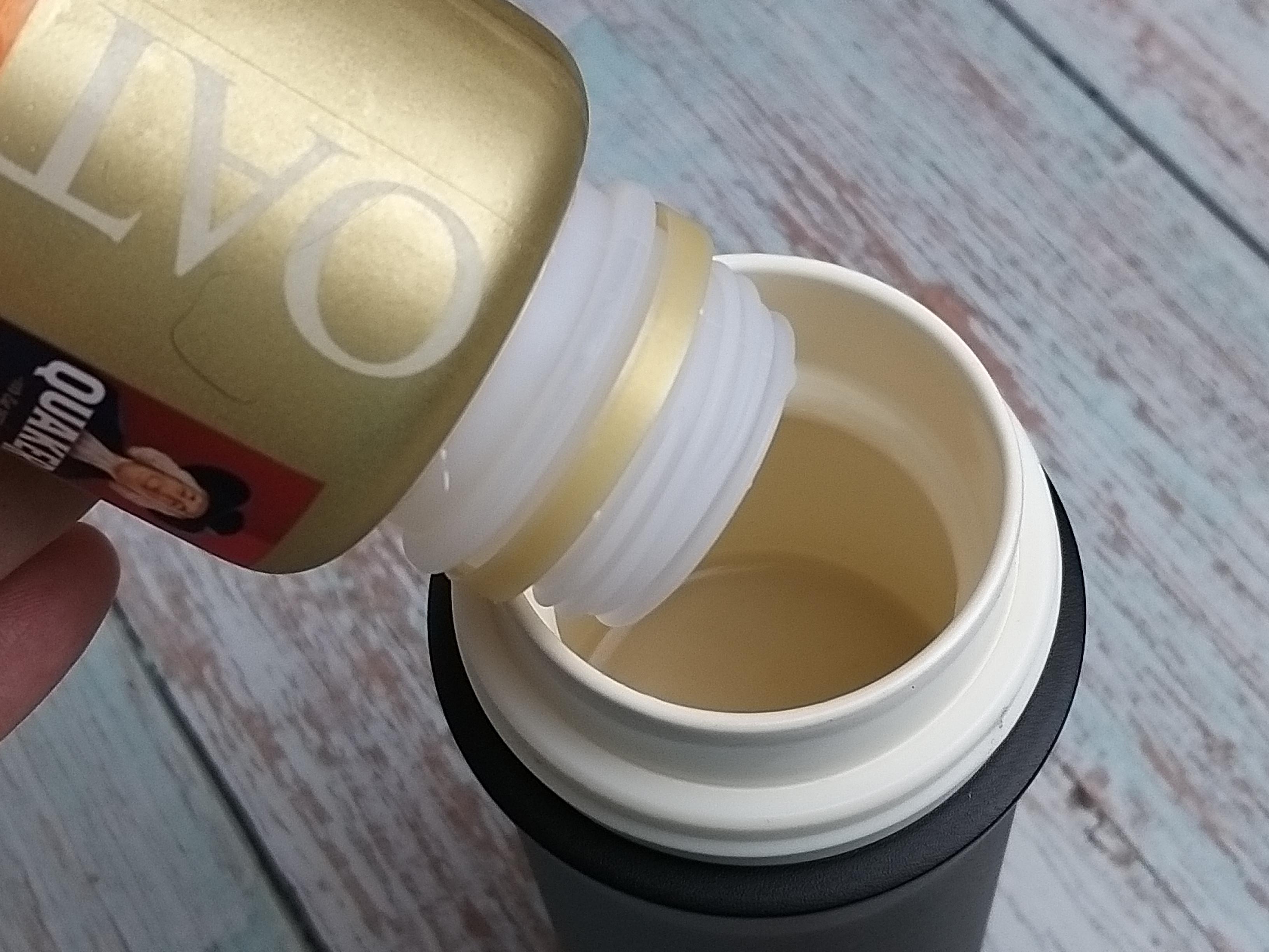 奇享杯體驗活動~時尚輕巧便利的保溫杯奇享杯的第 4 張圖片