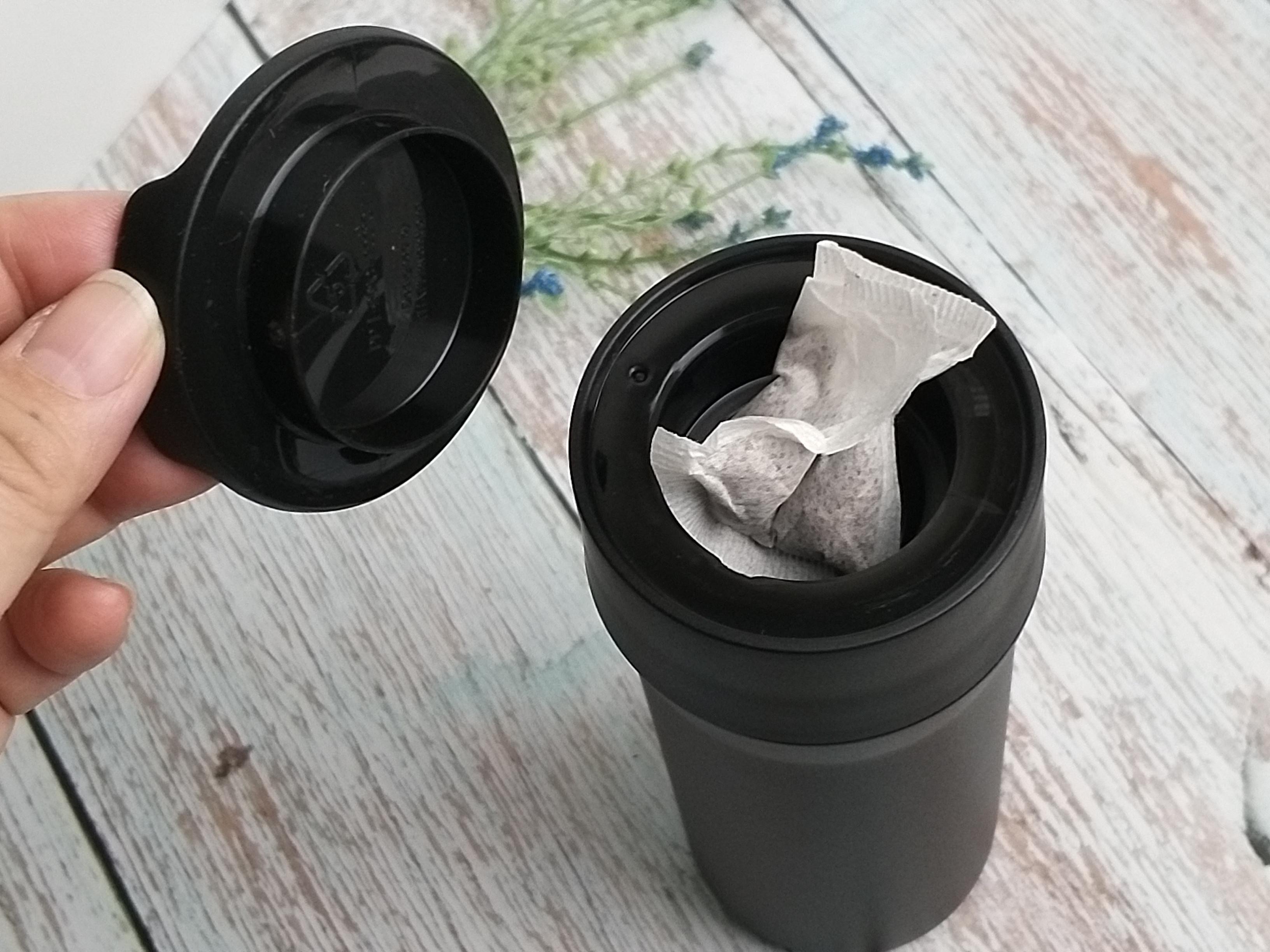 奇享杯體驗活動~時尚輕巧便利的保溫杯奇享杯的第 2 張圖片