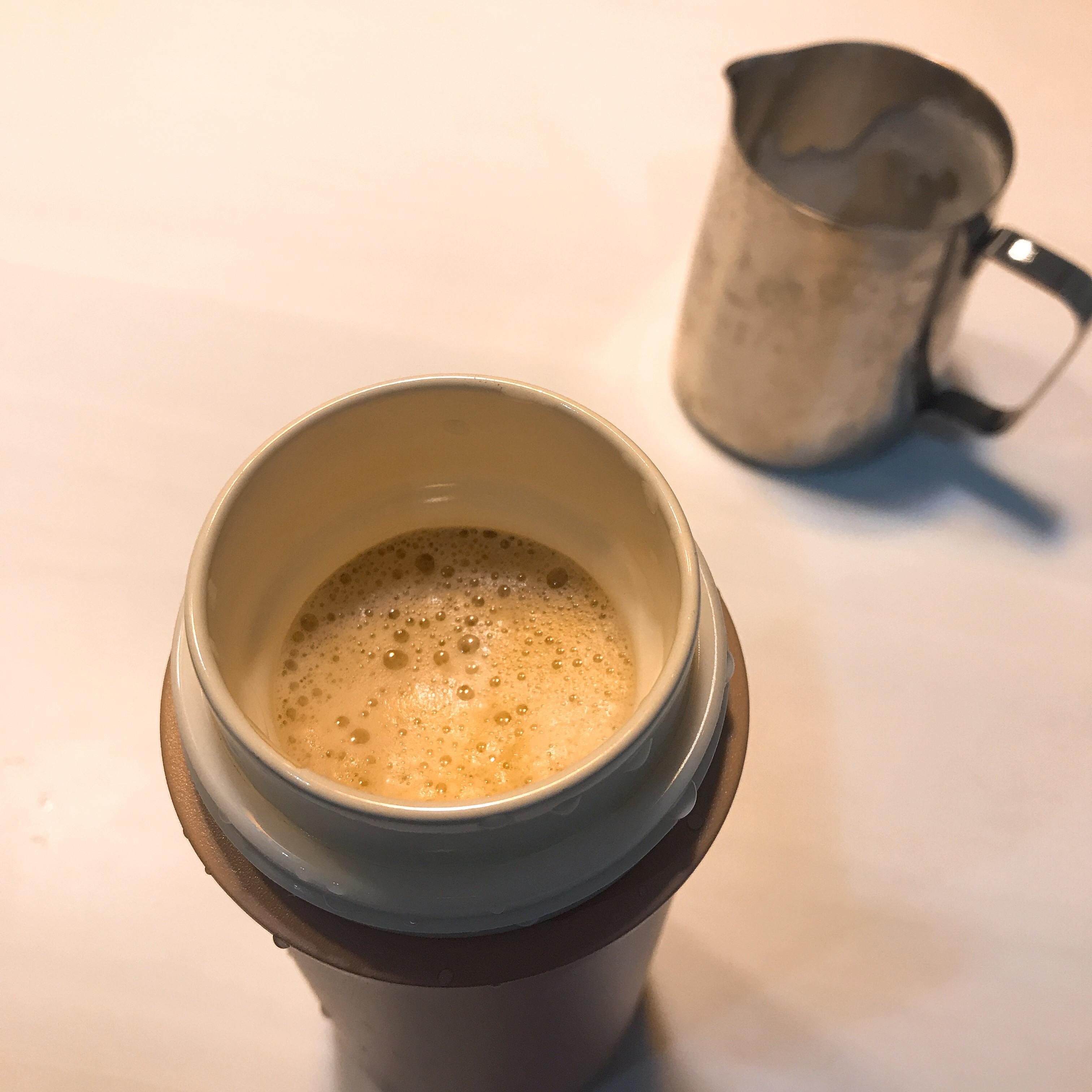 喝拿鐵的隨行杯 - 奇享杯的第 4 張圖片