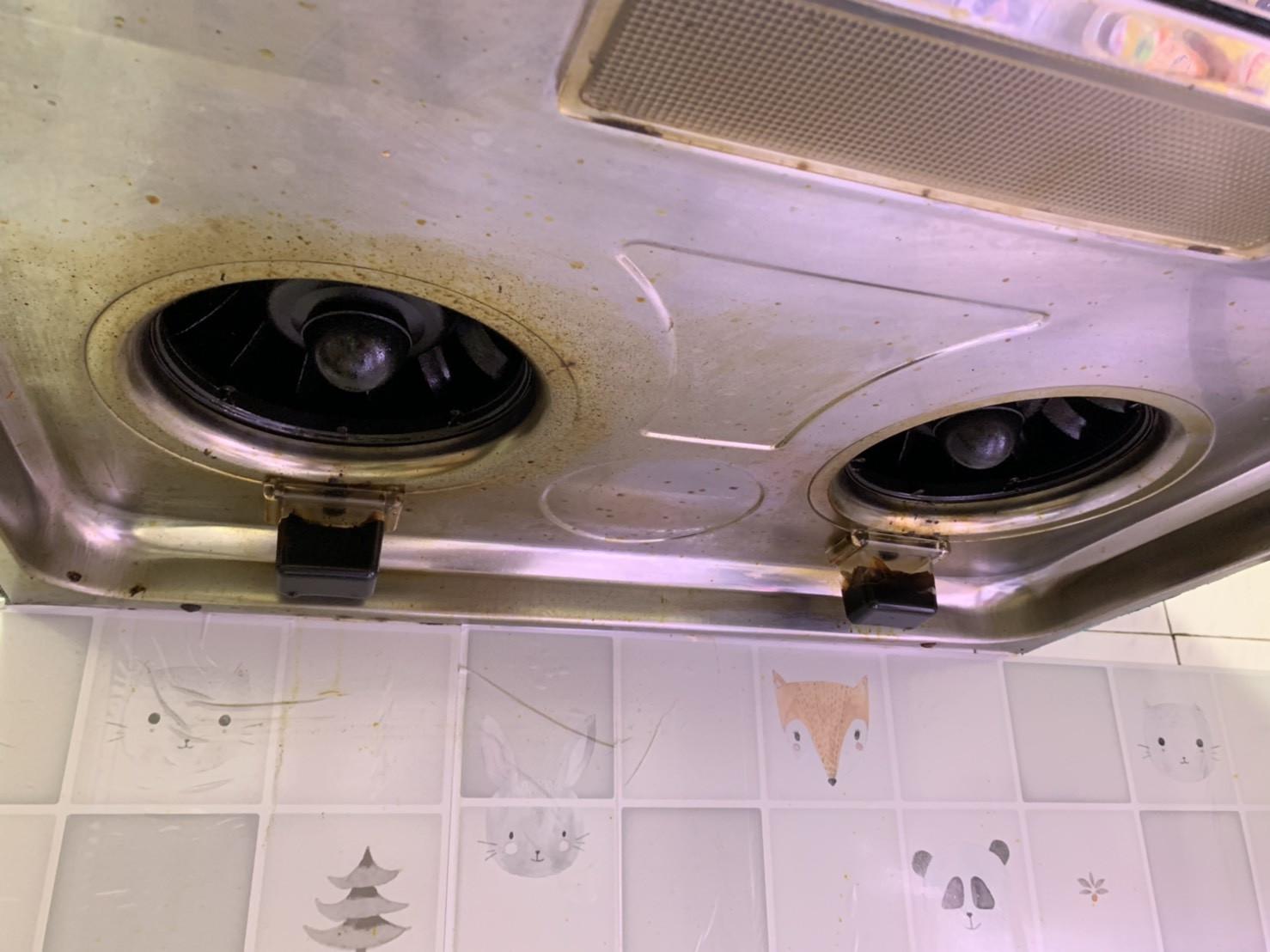 清理油漬一乾二凈,租屋族的好選擇的第 3 張圖片