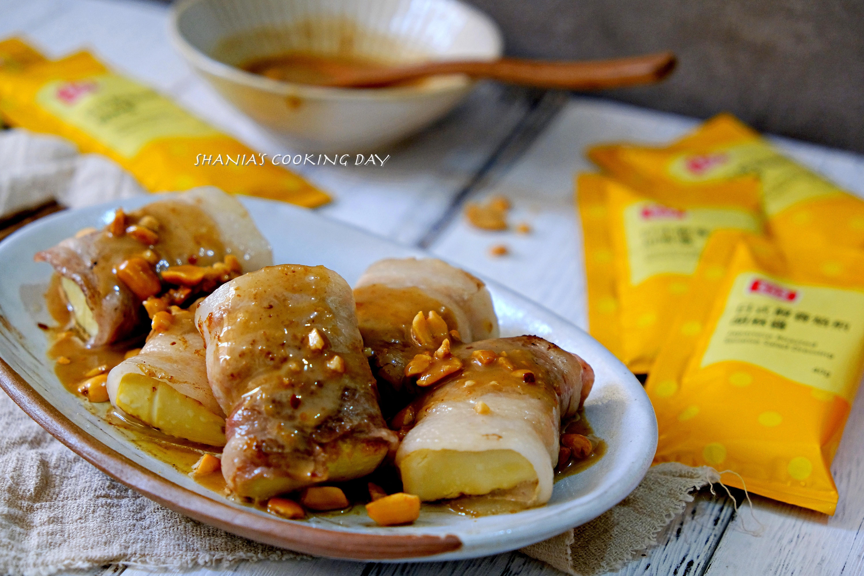 桂冠風味沙拉 -食材與醬料的美麗邂逅的第 5 張圖片