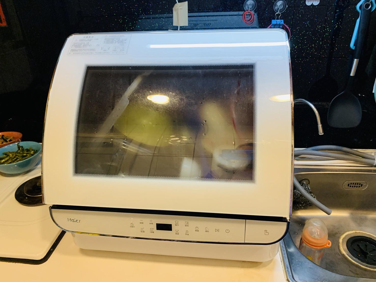 【海爾Haier】小海貝全自動洗碗機。開箱文!的第 8 張圖片