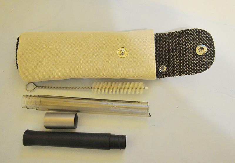 時尚輕巧環保吸管隨身帶 好拆清洗零死角的第 3 張圖片