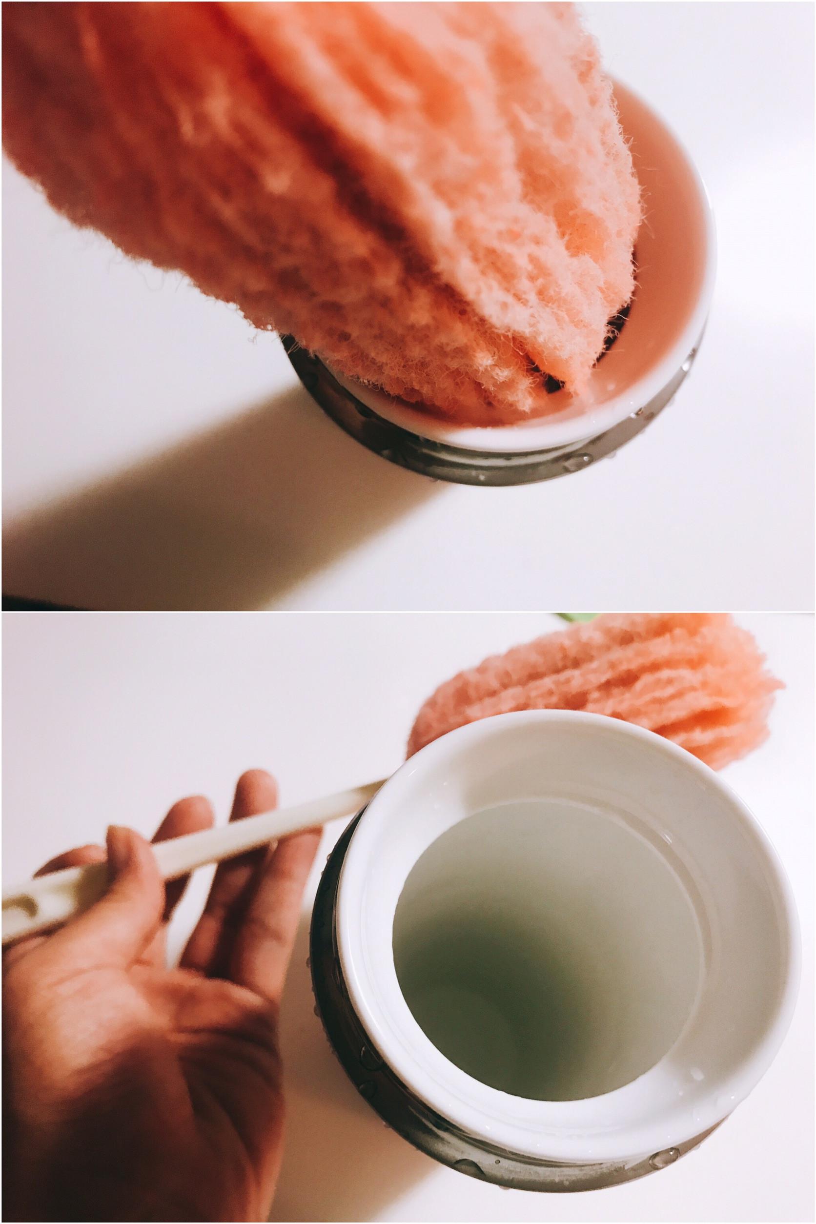 SWANZ陶瓷保溫彈跳杯開箱!雙層真空保溫、不留飲料痕跡的第 6 張圖片