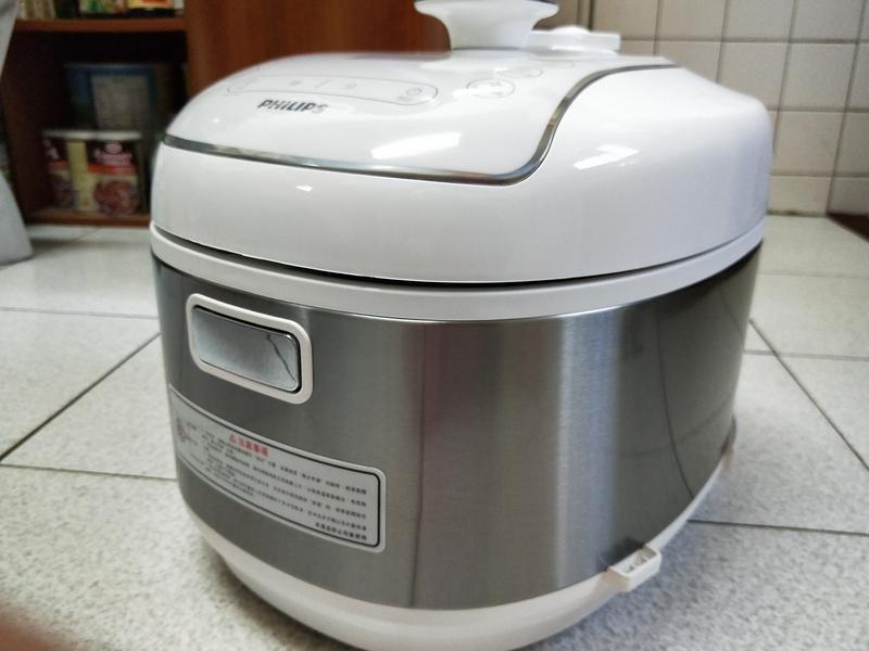 飛利浦智慧萬用電子鍋 (上)~~開箱嘍!!!的第 3 張圖片
