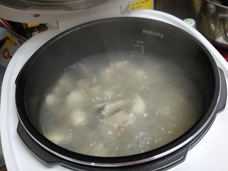 用飛利浦智慧萬用電子鍋來滷肉+燉雞湯 (中)的第 17 張圖片