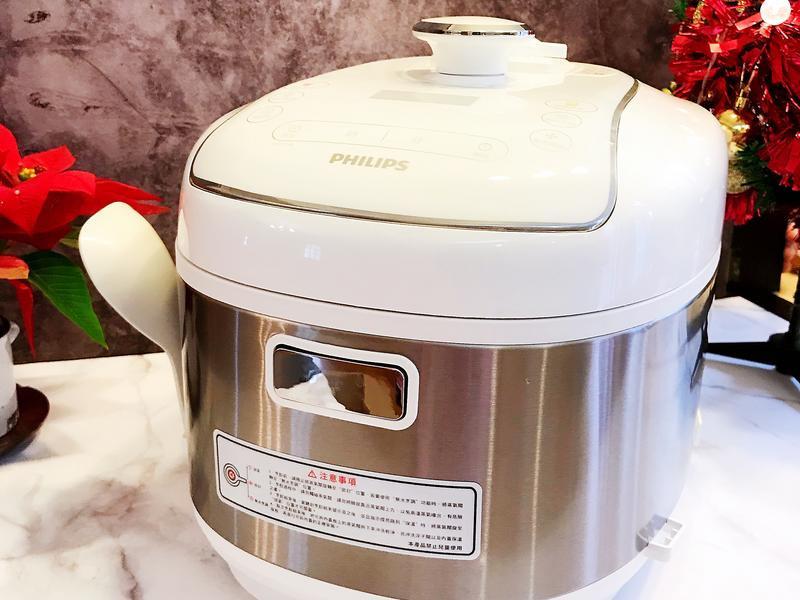 用飛利浦智慧萬用電子鍋出好菜的第 5 張圖片