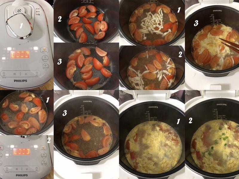 一鍋傳家免換鍋「飛利浦 智慧萬用電子鍋」的第 4 張圖片