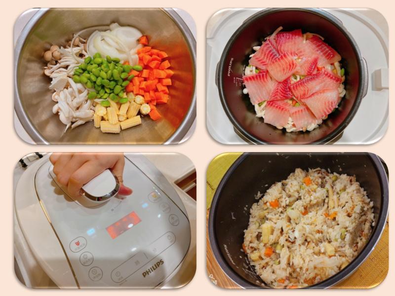 從廚房新手到廚神都適用的料理好幫手:飛利浦智慧萬用電鍋的第 3 張圖片