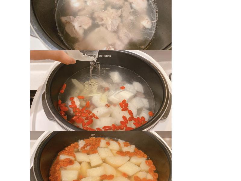飛利浦智慧電鍋開箱|燒臘飯、蒜香魚、排骨湯的第 3 張圖片