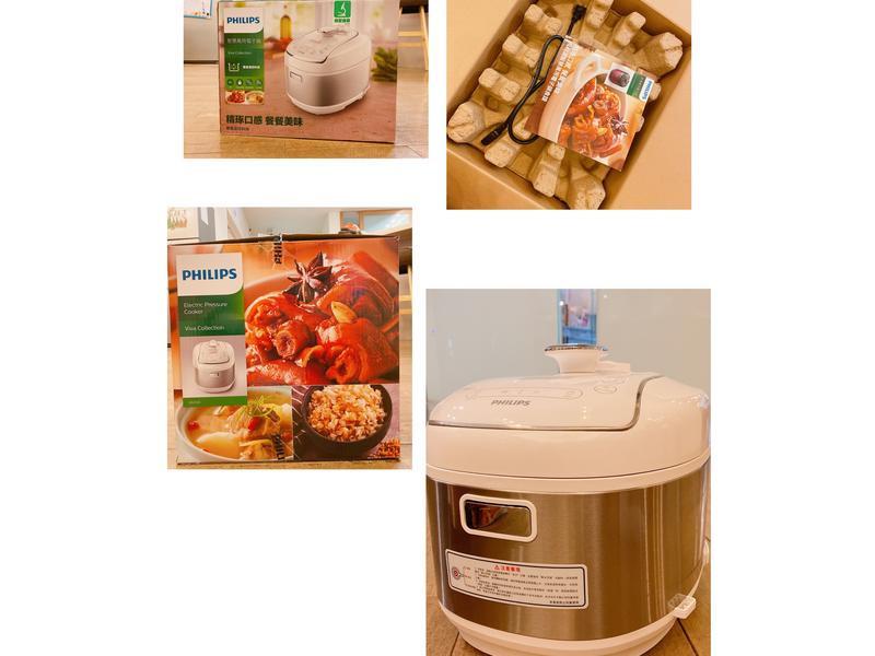 飛利浦智慧電鍋開箱|燒臘飯、蒜香魚、排骨湯的第 1 張圖片