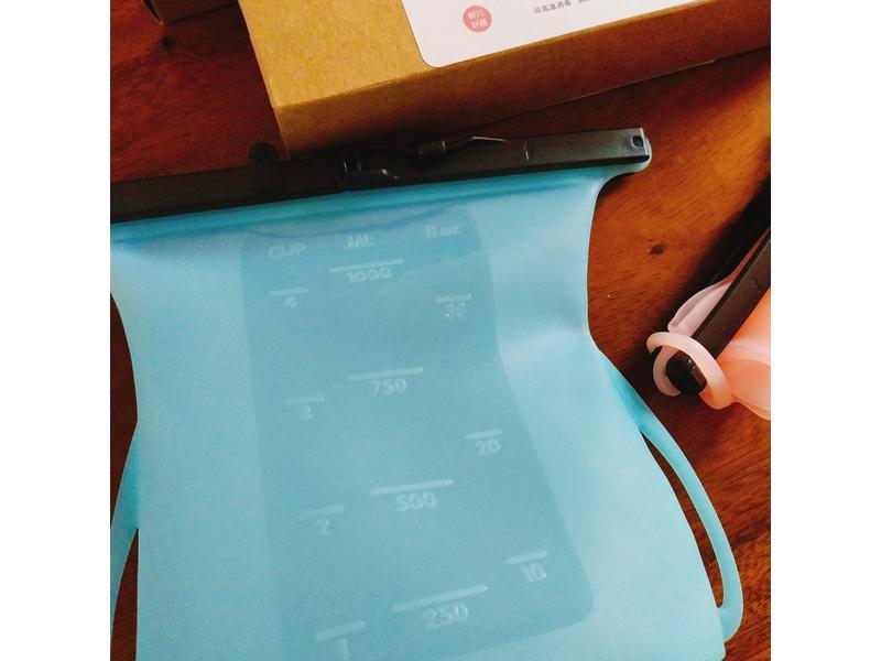 仁舟淨塑 矽密袋/減塑生活/體驗零廢棄外食的第 2 張圖片