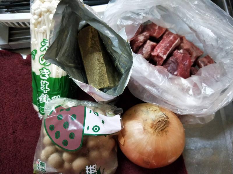 飛利浦智慧萬用電子鍋之養生菇菇咖哩牛肉的第 1 張圖片
