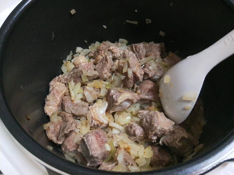 飛利浦智慧萬用電子鍋之養生菇菇咖哩牛肉的第 10 張圖片