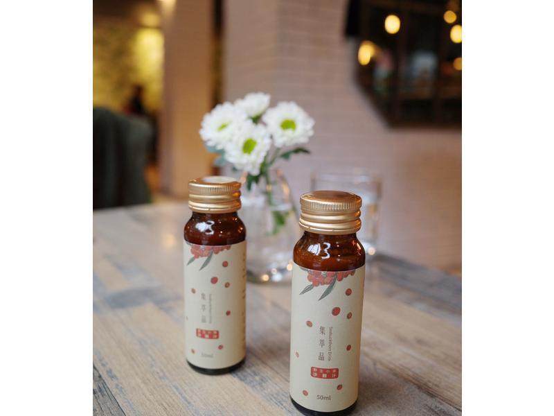 喝的體內環保~橙十野生沙棘汁的第 2 張圖片