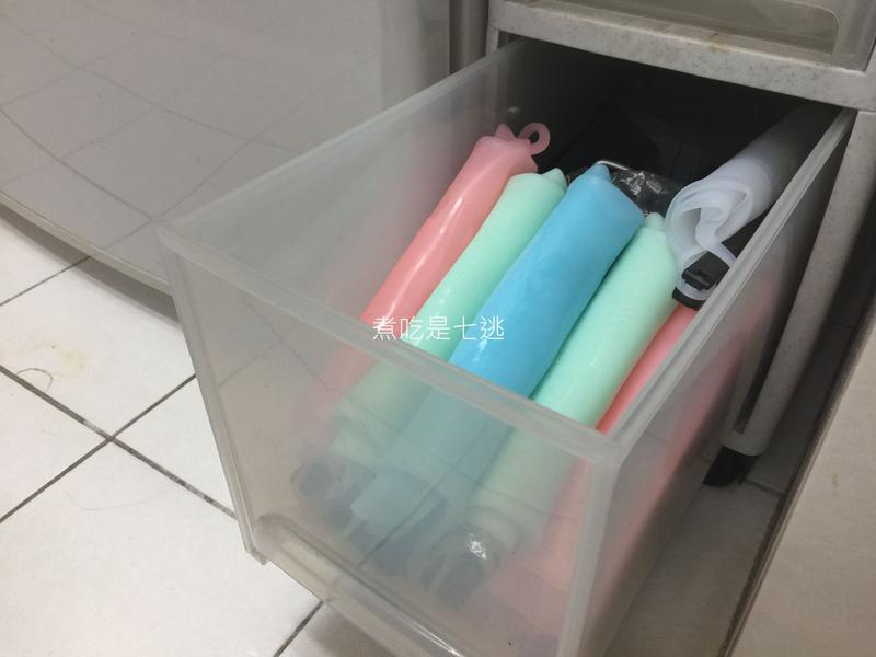 減塑生活新運動,不佔空間好收納-仁舟淨塑矽密袋的第 4 張圖片