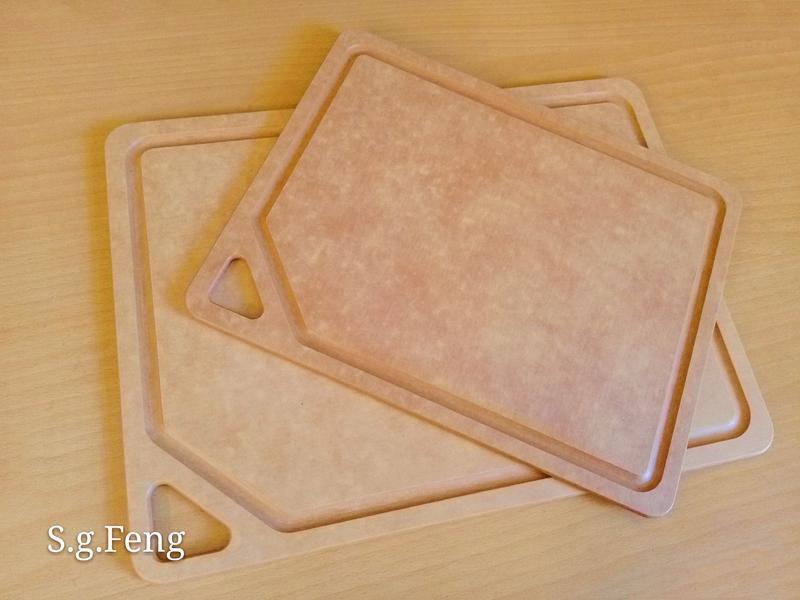 品幸福美國松木纖維抗菌砧板-不發霉有保固是您聰明的好選擇的第 4 張圖片