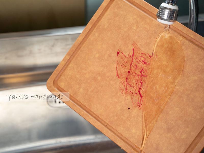 兼具美型與實用性的抗菌砧板 - 品幸福超抗菌木纖維砧板的第 5 張圖片