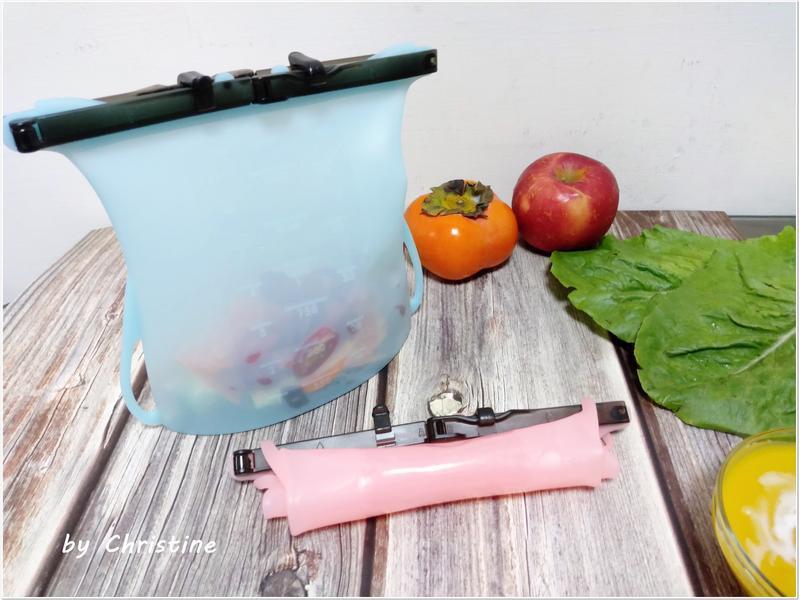 【開箱文】仁舟淨塑矽密袋~減塑、健康,萬用袋的第 1 張圖片