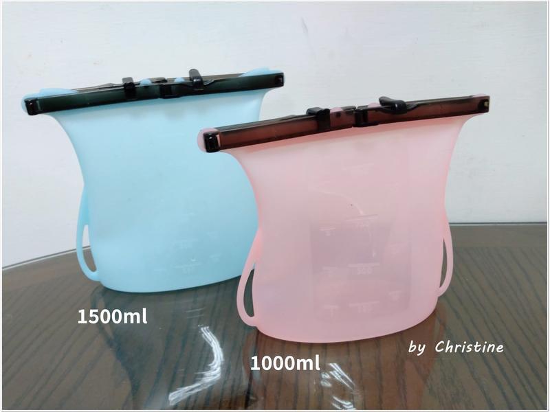 【開箱文】仁舟淨塑矽密袋~減塑、健康,萬用袋的第 2 張圖片