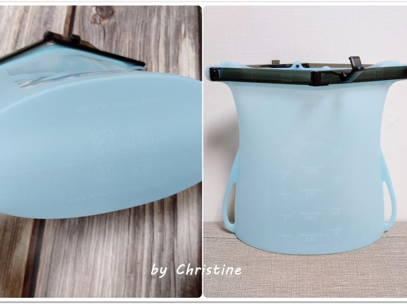 【開箱文】仁舟淨塑矽密袋~減塑、健康,萬用袋的第 5 張圖片