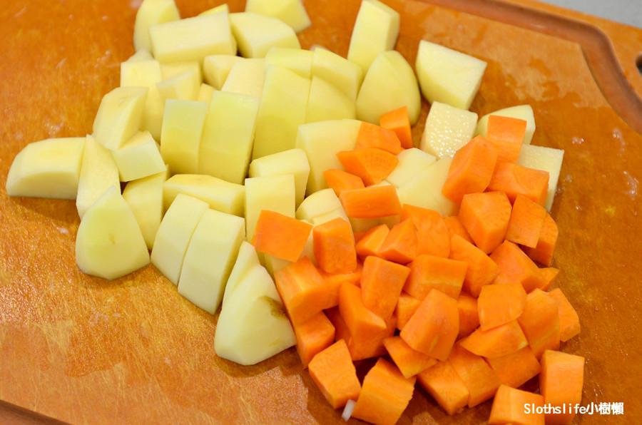 開箱S&B金牌咖哩塊!就是愛吃咖哩!的第 9 張圖片
