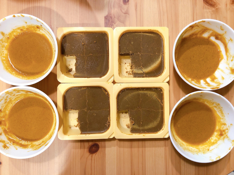 小資上班族最愛的S&B愛思必金牌咖哩:日式烤飯糰、咖哩雞的第 4 張圖片