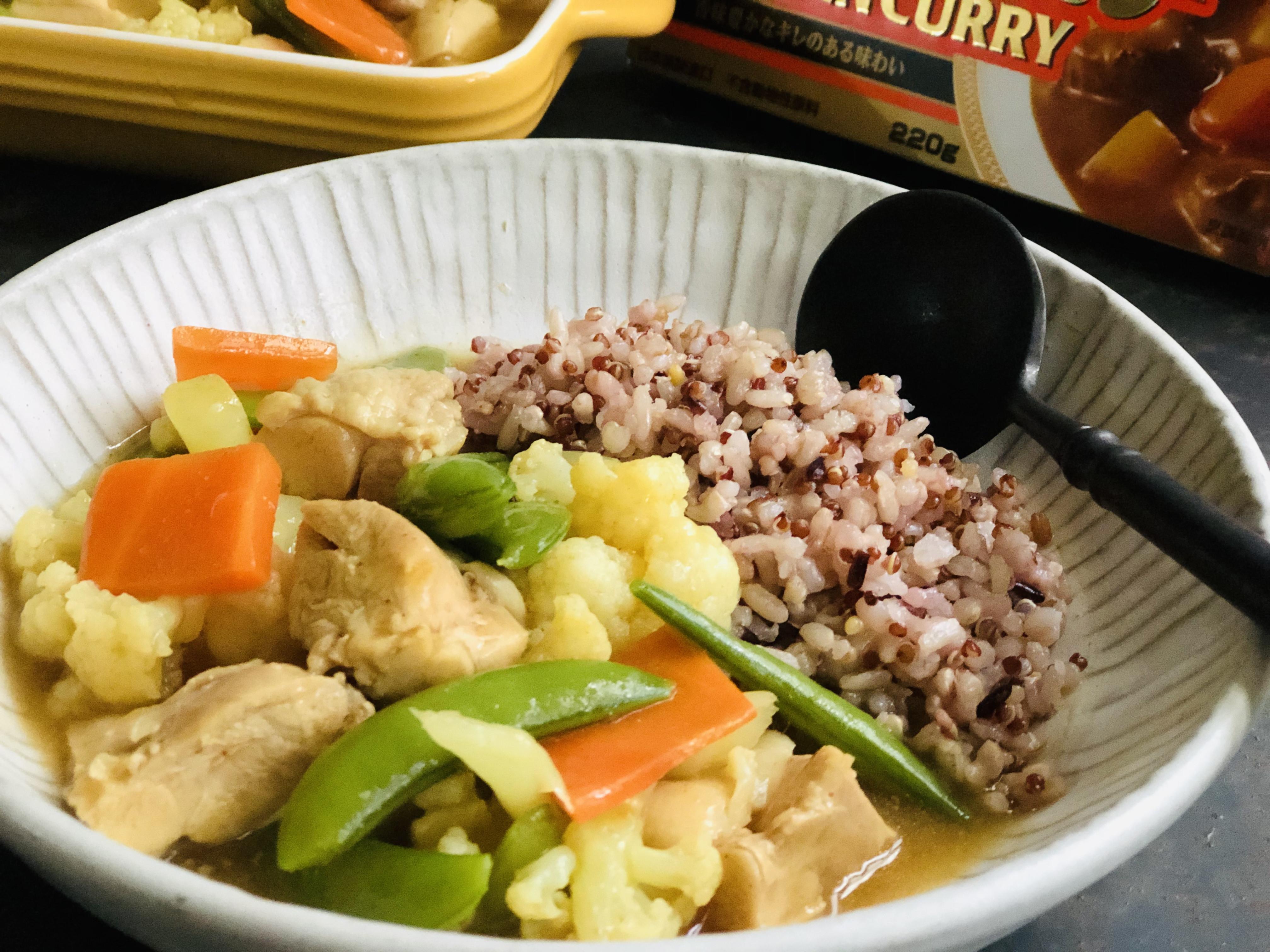 輕鬆料理的好幫手-晚餐缺這咖!開箱S&B金牌咖哩塊的第 8 張圖片