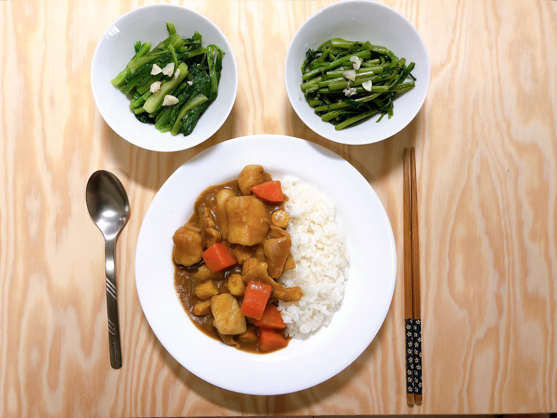 小資上班族最愛的S&B愛思必金牌咖哩:日式烤飯糰、咖哩雞的第 24 張圖片
