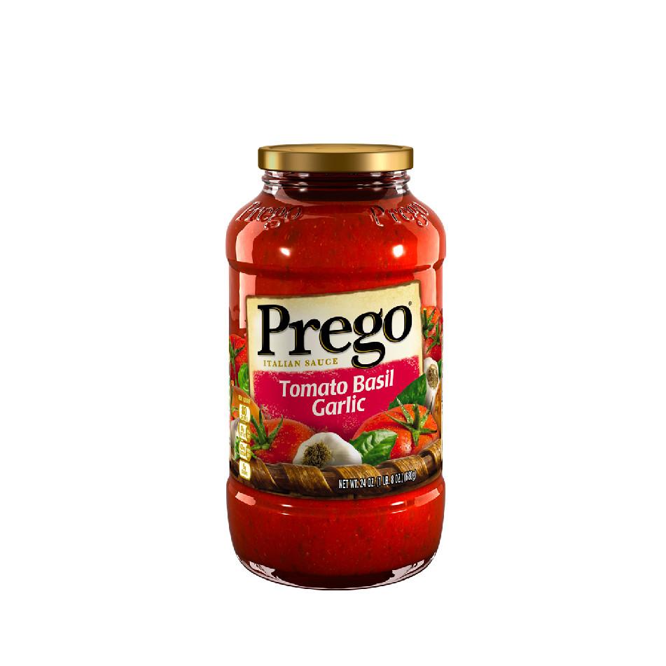 普格蕃茄羅勒大蒜義大利麵醬