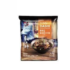 五木麵大師 - BBQ 醬燒乾拌麵