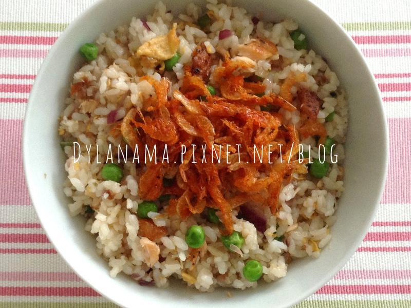 DYLANAMA ♥ 私房鮭魚炒飯