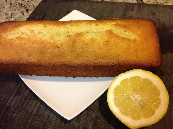 檸檬磅蛋糕♥!!!