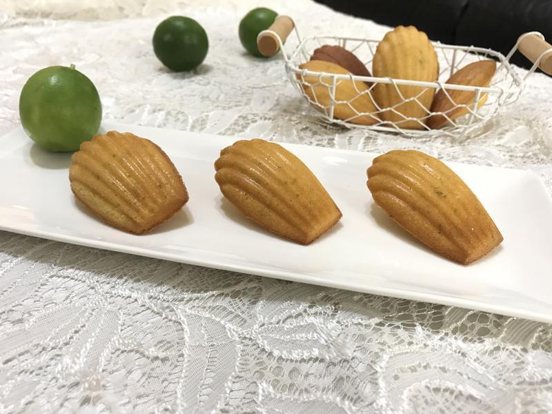 檸檬蜂蜜馬德蓮