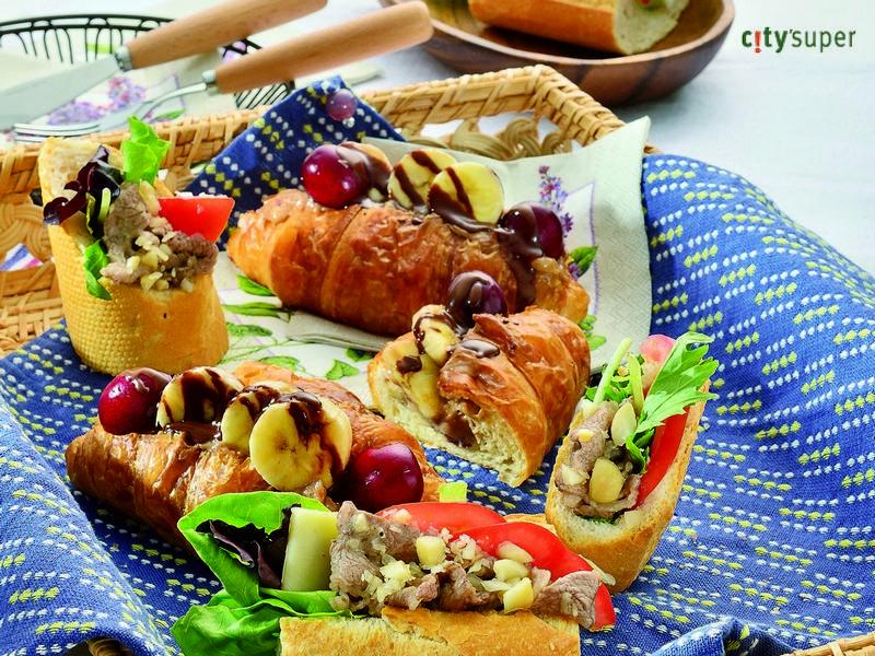 【夏日野餐】野餐三明治雙拼