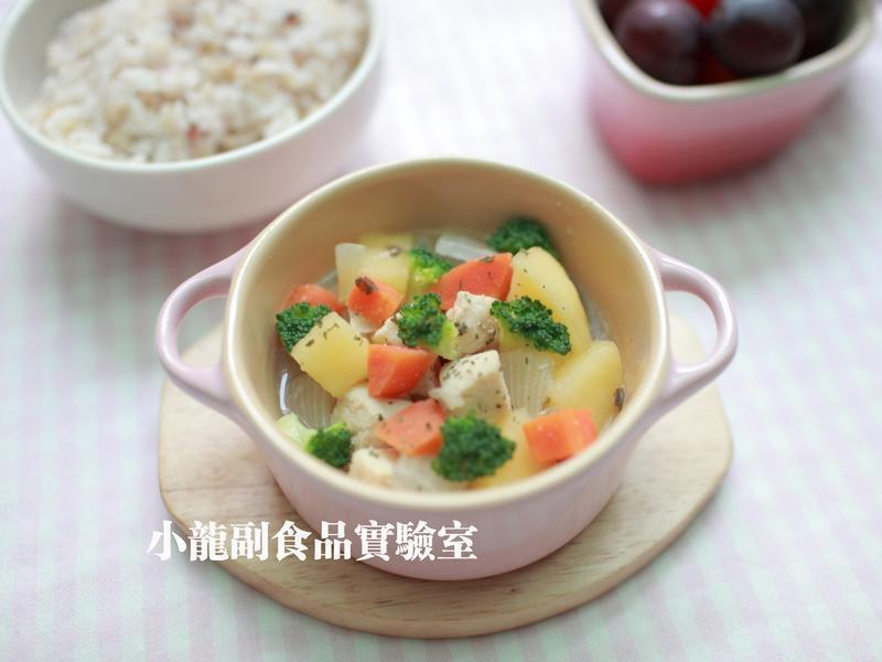 寶寶食譜【蘋果燉肉】