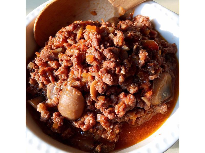 蕃茄義大利肉醬